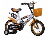Bicicleta rodado 12 Naranja