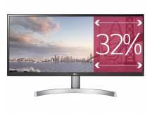 Monitor panoramico IPS LED LG 29 Full HD