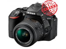 Camara Nikon D5500 (error de flash)