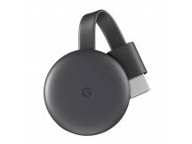 Google Chromecast 3 HDMI streaming media player