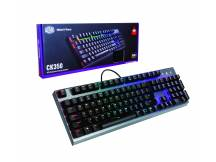 Teclado Gamer Coolermaster LED RGB