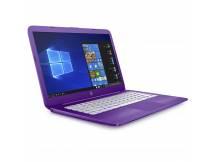 Notebook HP Dualcore 2.48Ghz, 4GB, 32GB, 14, Win10, Violeta