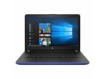 Notebook HP Dualcore 2.4Ghz, 4GB, 64GB, 14, Win10, Azul