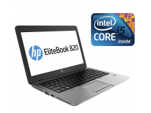 Notebook HP EliteBook Core i5 2.9GHz, 8GB, 128GB, 12.5