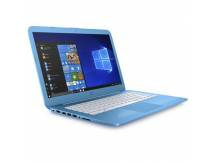 Notebook HP Dualcore 2.6Ghz, 4GB, 32GB, 14, Win10, Azul