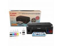 Impresora Multifuncion Canon PIXMA G3110 c/botellas de tinta