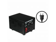 Transfo adaptador 110/220 100watts doble salida