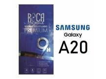 Vidrio Templado Samsung Galaxy A20