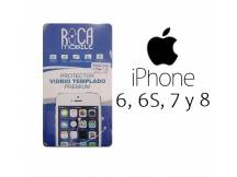Vidrio Templado IPhone 6, 6S, 7 y 8