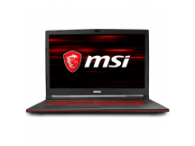 Notebook MSI Gamer Core i5 4.0Ghz, 8GB, 256GB SSD, 17.3 FHD, GTX 1050ti 4GB