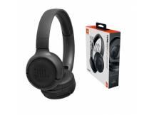 Audifono JBL Tune 500 Bluetooth negro c/microfono