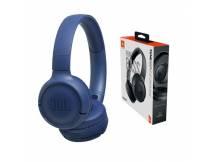 Audifono JBL Tune 500 Bluetooth azul c/microfono