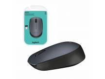 Mouse inalambrico Logitech M170 negro