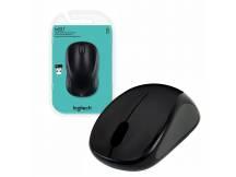 Mouse inalambrico Logitech M317 negro