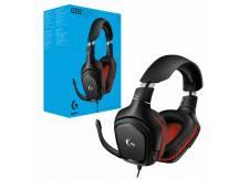 Audifono gamer Logitech G332 c/microfono