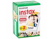 Papel Fujifilm INSTAX Mini Instant Film x 20