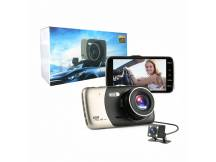 Camara FULL HD con pantalla para auto