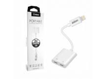 Cable adaptador USB-C Inkax 2 en 1 para Apple