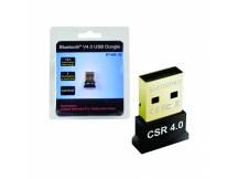 Adaptador Bluetooth Premiertek v4.0 USB