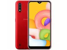 Samsung A015M/DS Galaxy A01 Dual rojo