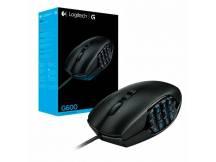 Mouse Gamer Logitech G600 (MMO)