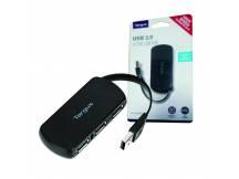 Hub USB TARGUS 4 puertos USB 2.0