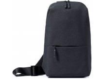 Mochila Xiaomi tipo bandolera gris oscuro