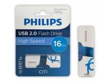 Pendrive Philips CITI 16GB USB 2.0