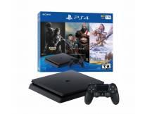 Consola Playstation 4 1TB Slim Holiday bundle