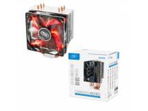 Cooler Deepcool Gammax 400 V2 rojo
