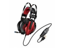 Audifono gamer 7.1 Genius G710V negro c/microfono