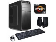 Equipo Nuevo AMD Ryzen 3 3200G, 8GB, DVDRW,  sin disco