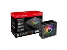 Fuente Thermaltake Smart RGB 600W 80 Plus