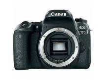 Camara Canon 77D solo cuerpo