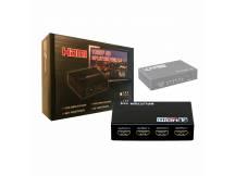 Splitter HDMI 3D 1x4 puertos FULL HD