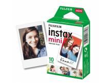 Papel Fujifilm INSTAX Mini Instant Film x 10