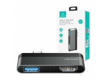 HUB USB mini USAMS Tipo C USB + HDMI