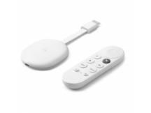 Google Chromecast con Google TV 4K blanco