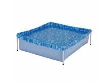 Piscina estructural rectangular MOR 400 litros