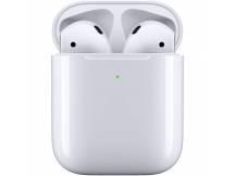 Auriculares Apple Airpods 2°Gen con base de carga inalámbrica