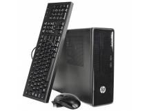 Equipo HP Dualcore 3.1GHz, 4GB, 500GB, DVDRW,  Win 10
