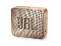 Parlante Portatil JBL GO2 Bluetooth champagne
