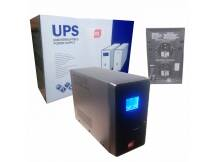 UPS NRG+ 1200va / 720w con pantalla LCD