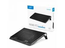 Bandeja notebook Deepcool N180 FS negra