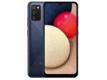 Samsung Galaxy A02S 64GB dual azul