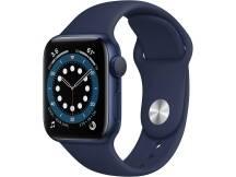 Reloj Apple Watch Series 6 40mm Aluminio Azul