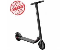 Scooter Segway Ninebot negro (con detalles)