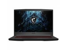 Notebook Gamer MSI Core i7 5.0Ghz, 16GB, 512GB SSD, 15.6 FHD, RTX 3060 6GB