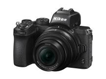 Camara Nikon Z50 Mirrorless con lente 16-55mm