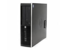 Equipo HP Pentium 2.8Ghz, 4GB, 500GB, DVD, Win 7 Pro